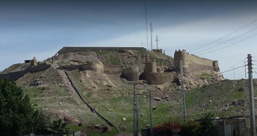 قلعه ضرغام (کهنوج)