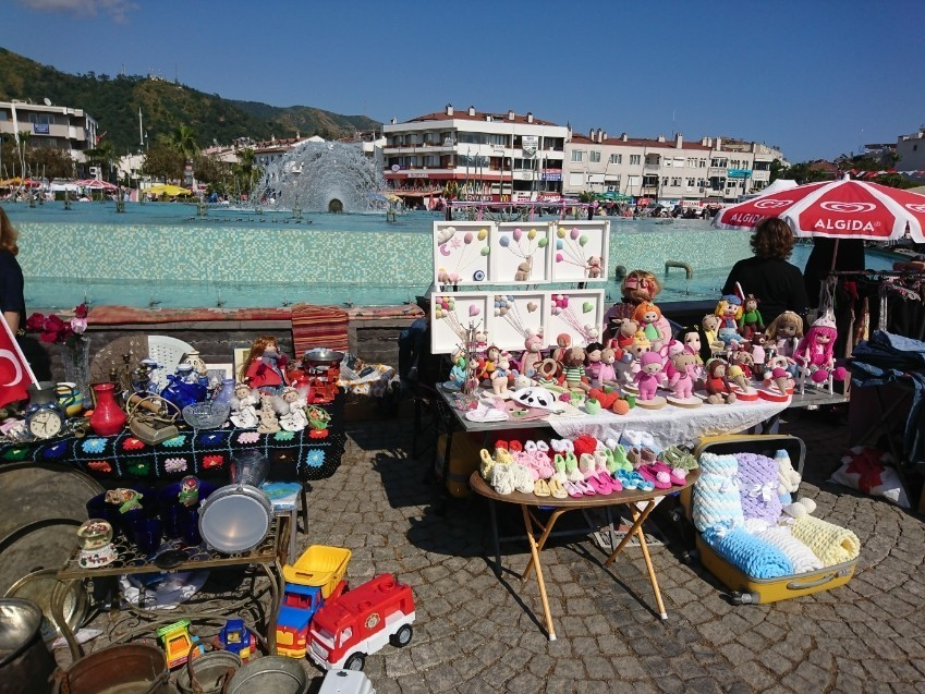 Marmaris Saturday Market