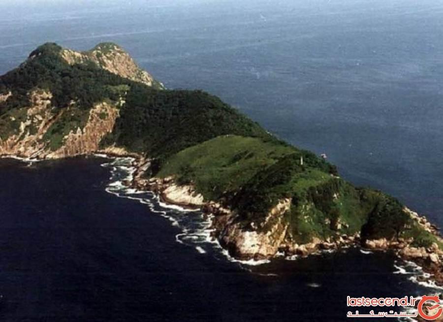 جزیره مار برزیل