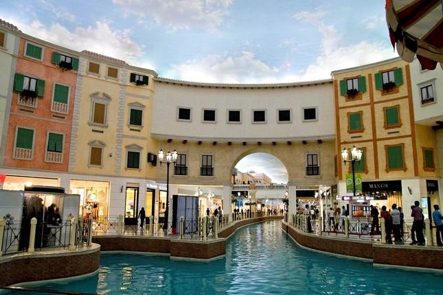 10 مرکز خرید لوکس در دنیا که ارزش یک بار دیدن را دارند