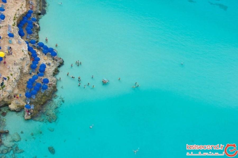 عکسهای هوایی خیره کنندهای که رابطه طبیعی انسان با آب را نشان میدهد