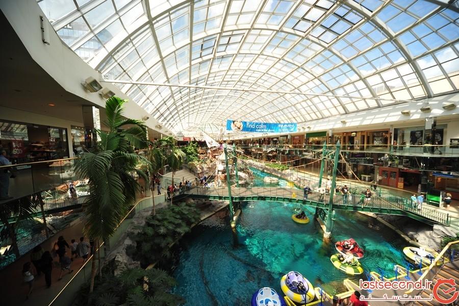 مرکز خرید وست ادمونتن (West Edmonton) در کانادا
