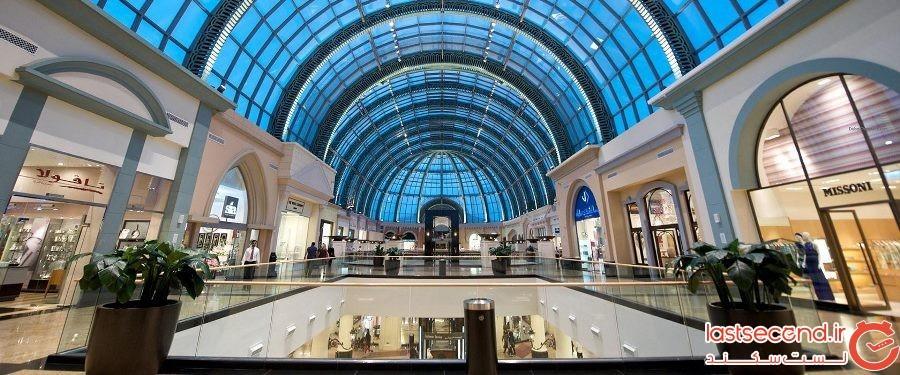 مرکز خرید امارات (به معنای امیرنشینها) در دبی