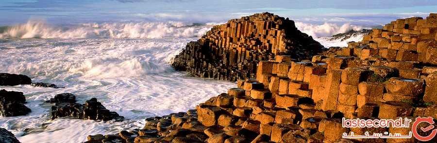 افسانه های گذرگاه غول پیکر، ایرلند شمالی