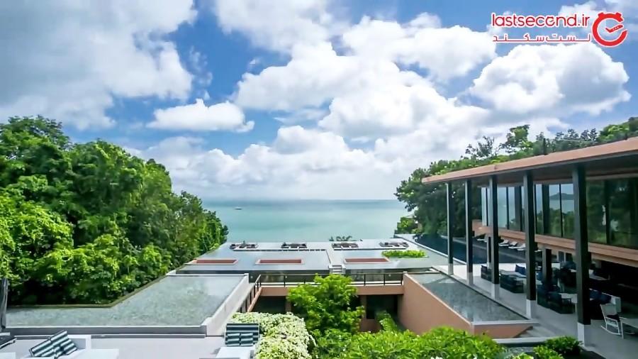 اقامت رویایی در هتل سری پانوا پوکت