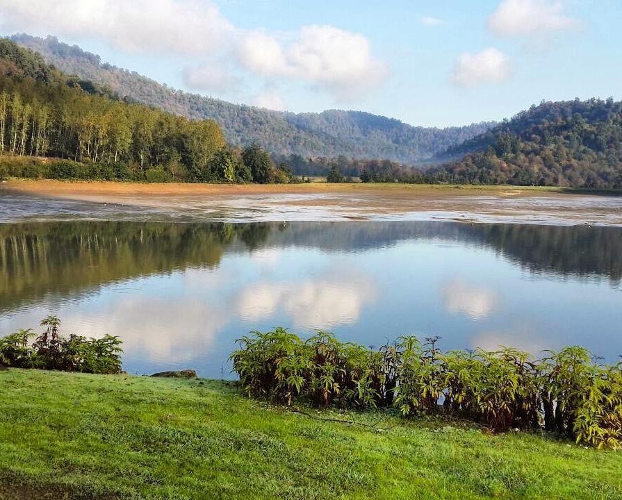 Saragah Lake