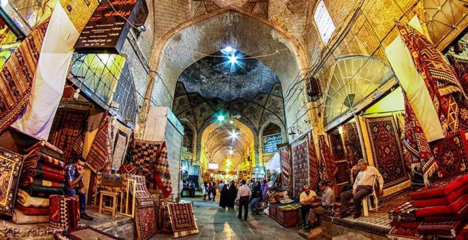 Yazd Traditional Bazzar