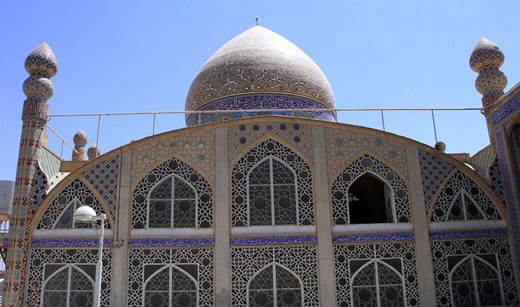 مسجد حظیره یا روضه محمدیه، یادگار ادای نذری مهم در یزد