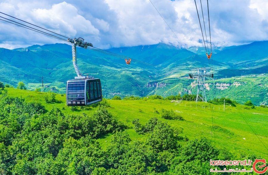 ارمنستان شگفت انگیزترین جایی است که میتوانید تابستان امسال را در آن بگذرانید