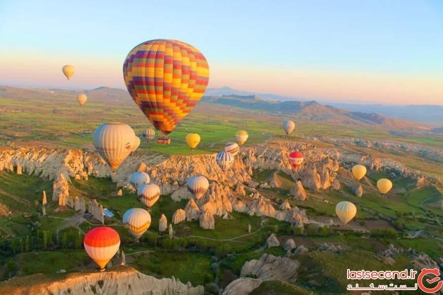 کاپادوکیا - ترکیه