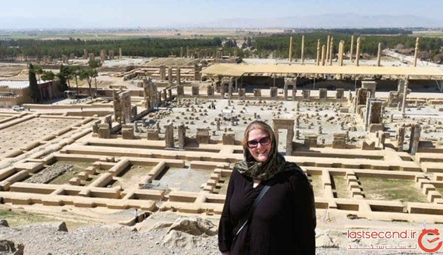 چطور سفر به ایران، سفرهای آینده یک توریست زن خارجی را نابود کرد