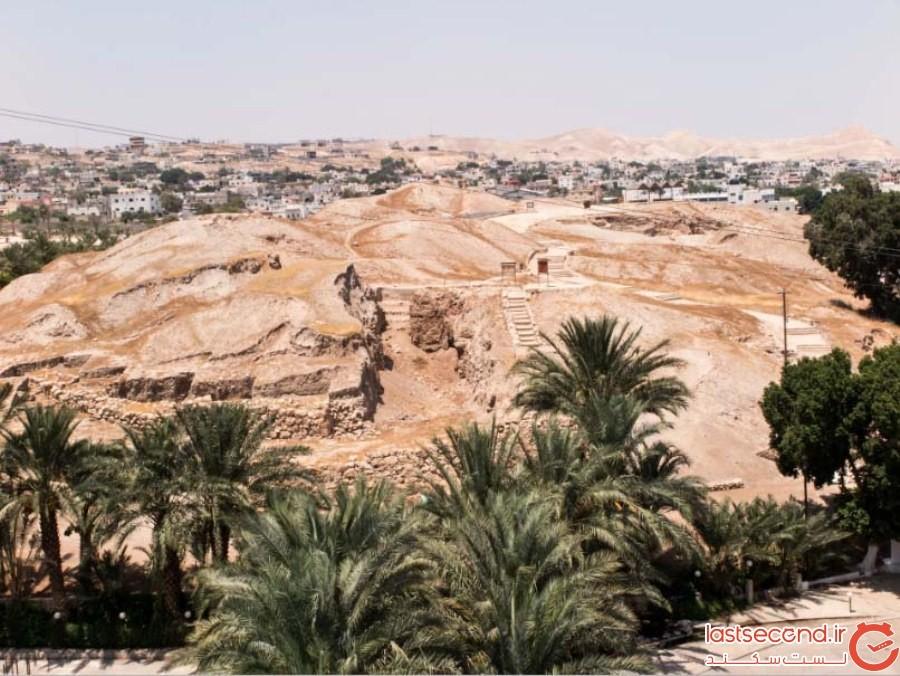 اریحا (Jericho) - فلسطین
