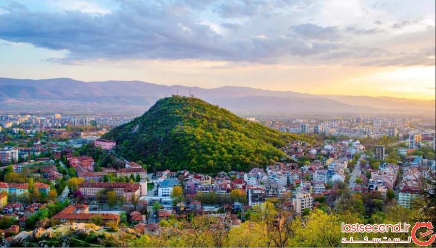 پلوو دیو (Plovdiv) - بلغارستان