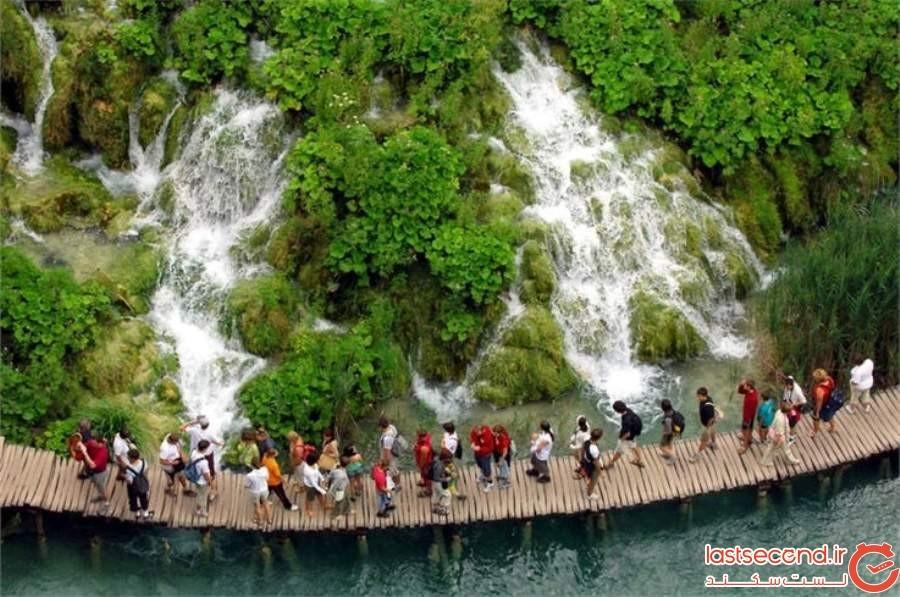 دریاچههای PLITVICE - کرواسی
