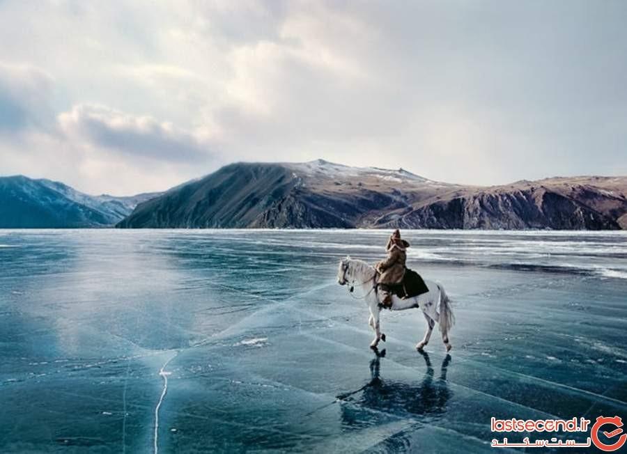 دریاچه بایکال - روسیه