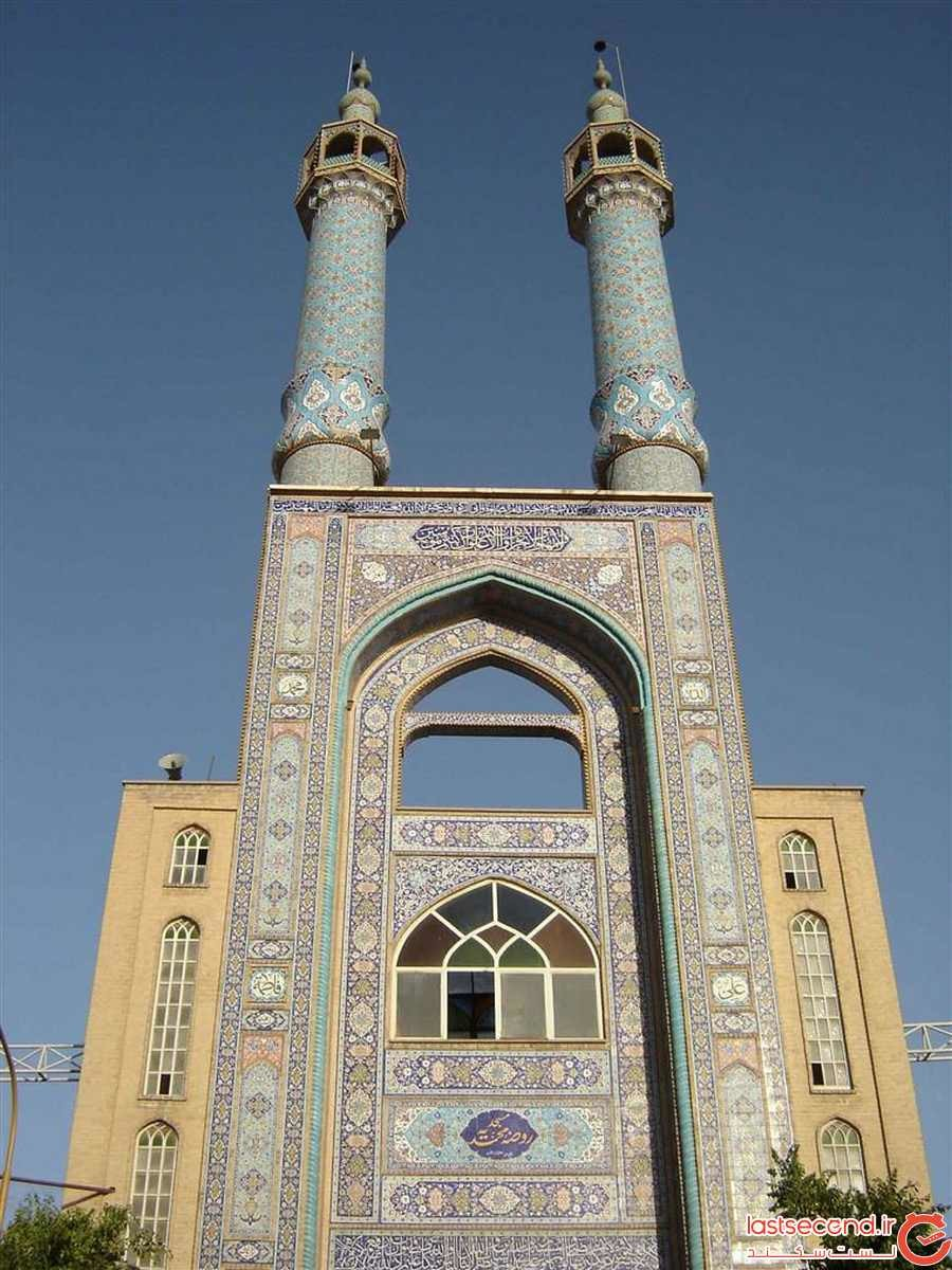 مسجد حظیره یزد