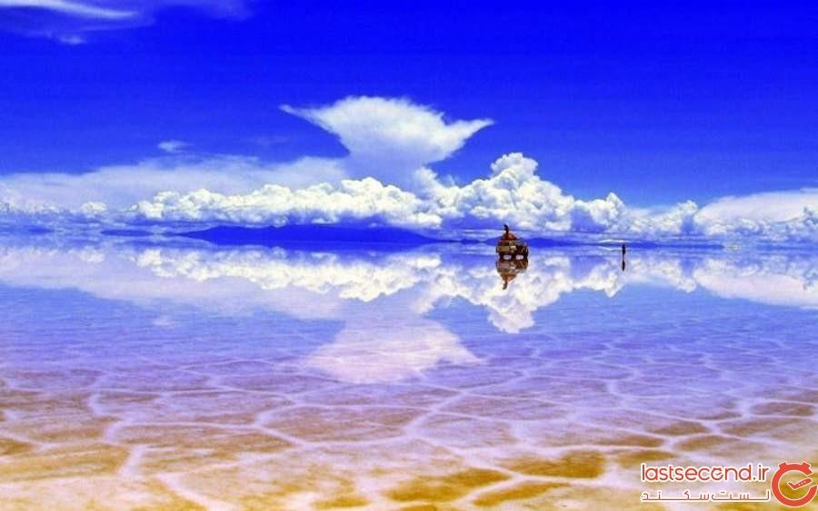 SALAR DE UYUNI - بولیوی