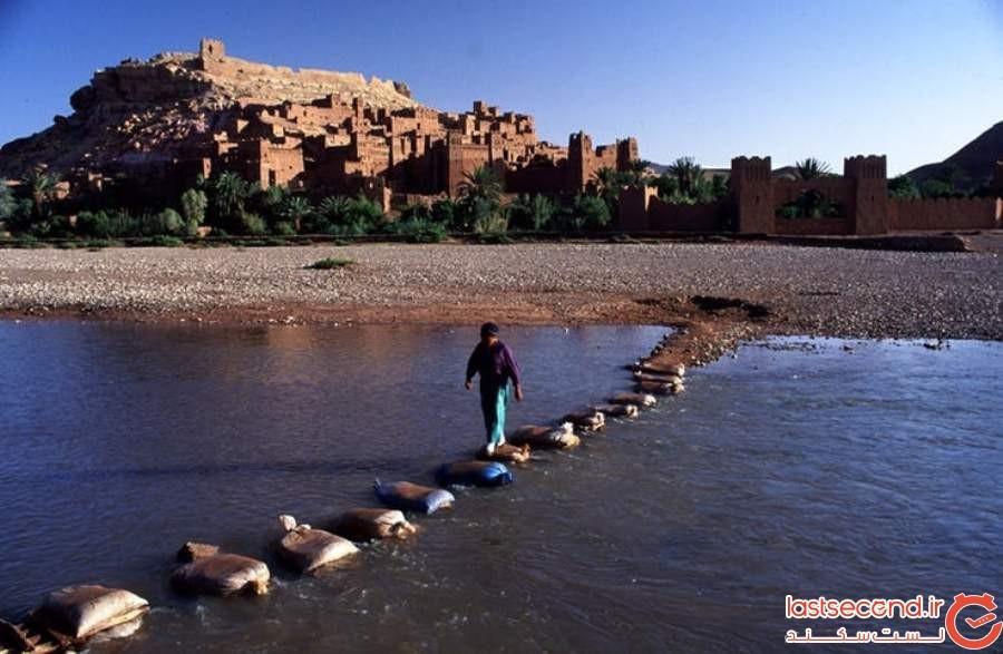 آیت بنحدّو (AIT BENHADDOU) - مراکش
