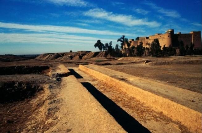 شوش در میان قدیمی ترین شهرهای دنیا