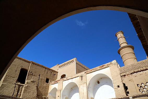 مسجد جامع خرانق