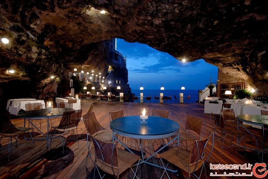 گروتا پالازس (GrottaPalazzese) - ایتالیا