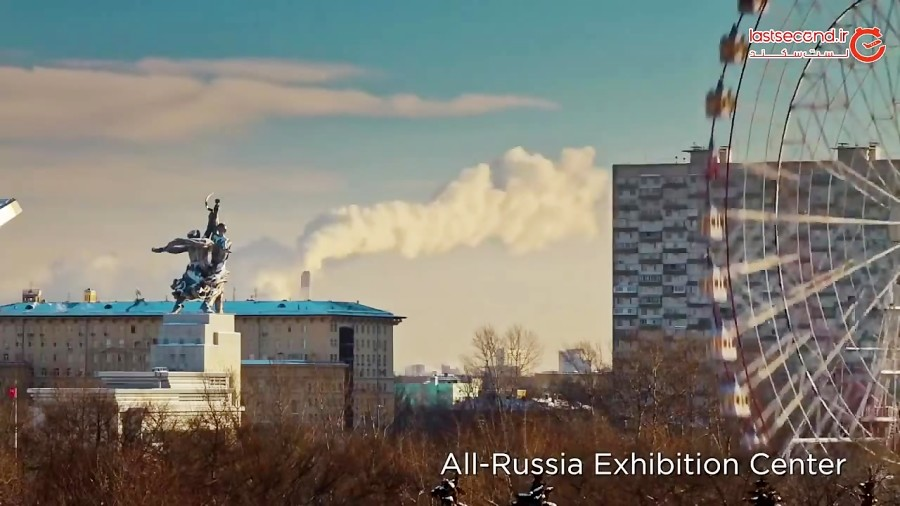 نگاهی به مسکو، سرزمین تزارها