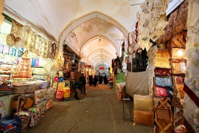 Qom Grand Bazaar