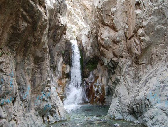 آبشار گلم دخترکش