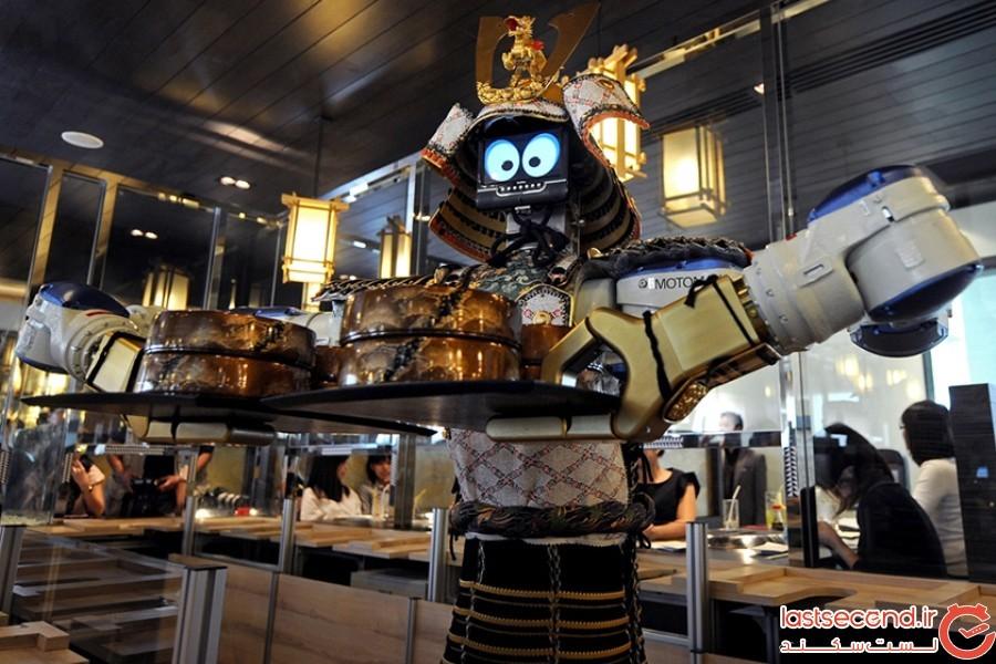 رستوران هاجیمه - بانکوک