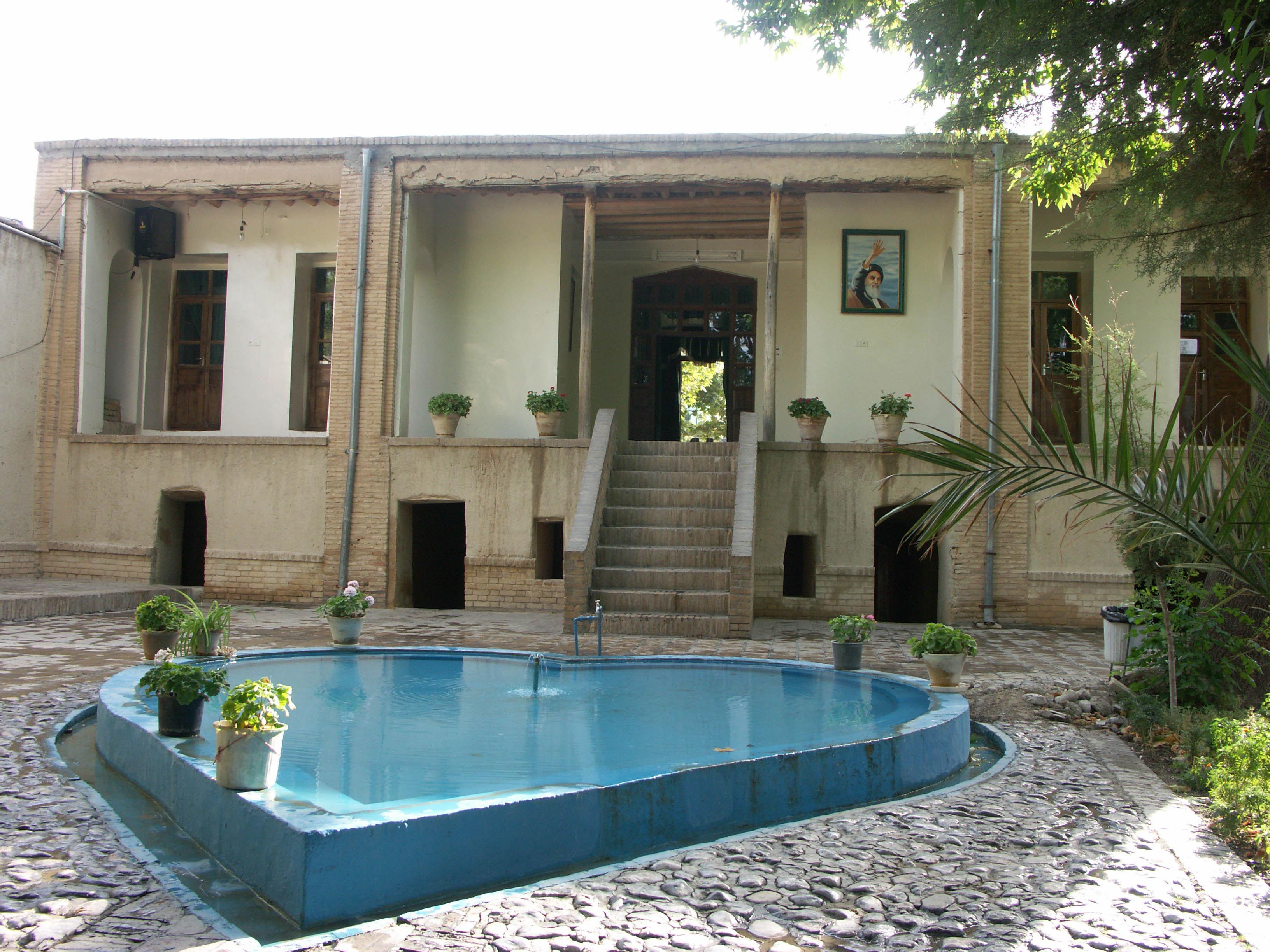 Imam Khomeinis Old House (1).jpg