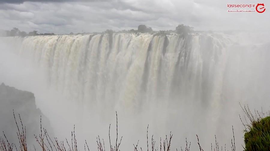 ویکتوریا، شگفت انگیزترین آبشار جهان