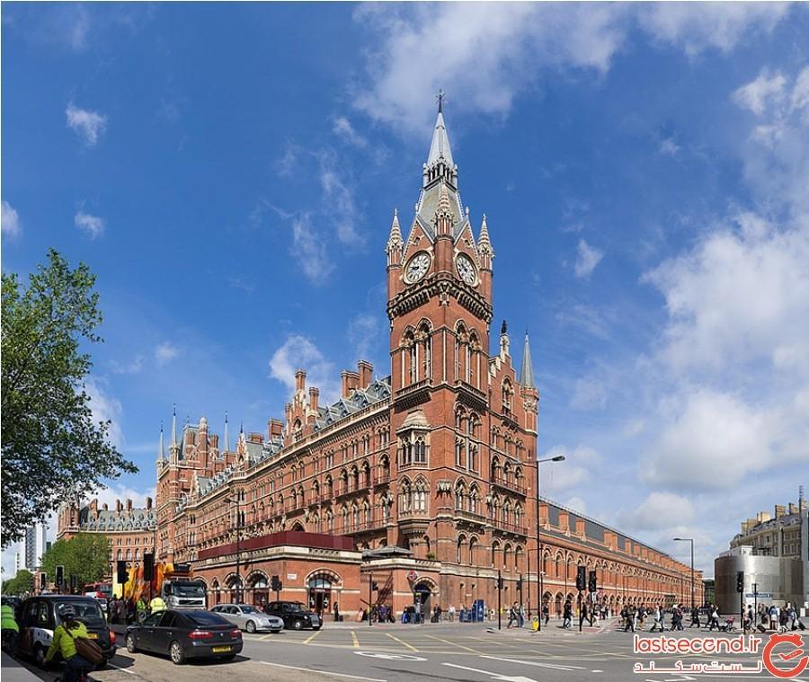ایستگاه بین المللی سنت پانکراس - لندن