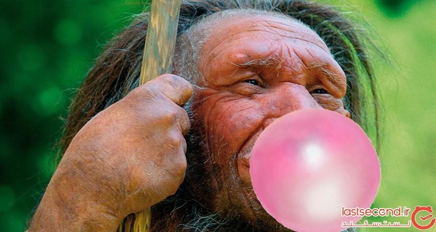 باقدمت ترین دی ان اِی انسانی در یک آدامس 10000 ساله کشف شد