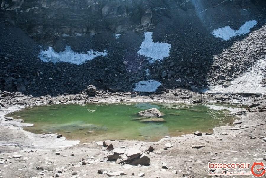 دریاچه اسکلت (هند)