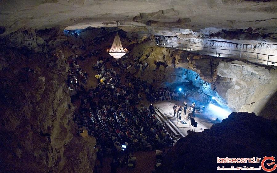 کامبرلند کاورنز تنسی (Cumberland Caverns Tennessee)، ایالاتمتحده