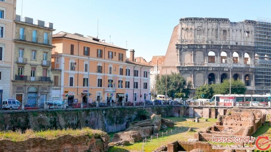 ۶ حقیقت شگفت انگیز درباره کلوسئومِ رم
