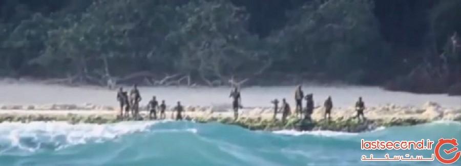 جزیره نگهبان شمال (جزایر آدامن، هند)
