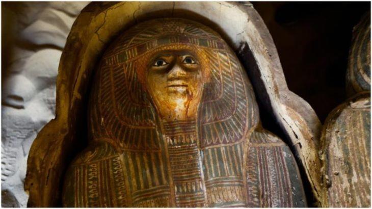 گورهای 4500 ساله ی باورنکردنی، در هرم جیزه پیدا شده اند