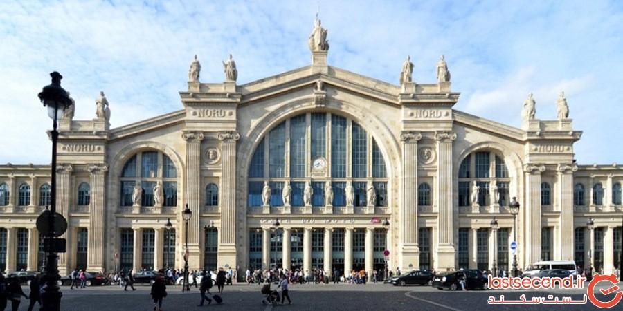 Gare du Nord- پاریس