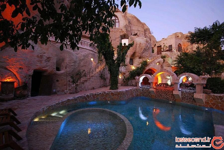 هتل غاری گامیسارو، کشور ترکیه