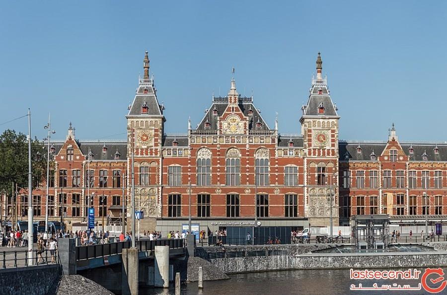 ایستگاه مرکزی آمستردام