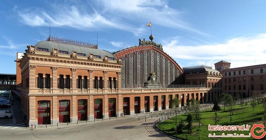 ایستگاه آتوچا - اسپانیا
