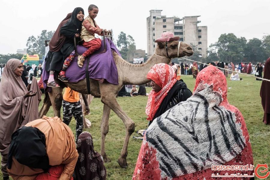 عید فطر در نقاط مختلف دنیا