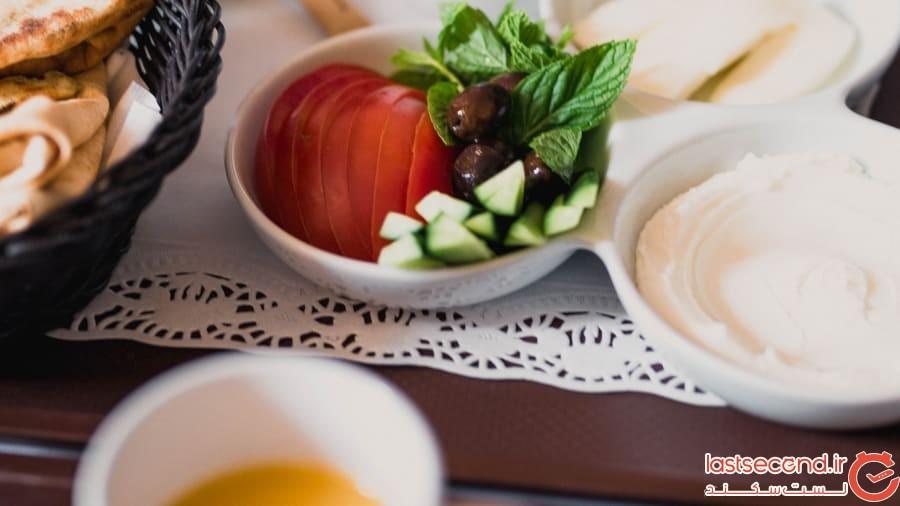 مردم کشورهای مختلف با چه صبحانه ای روز خود را آغاز میکنند؟