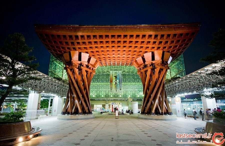 ایستگاه کانازاوا - ژاپن