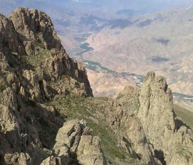 کوههای کنتال
