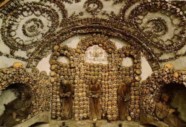موزه و سردابه کاپوچین، دخمه ای با اسکلت 4000 راهب در رم