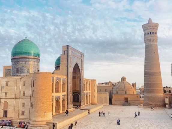 بخارا، وامدار نشانی از ایران در قلب تاریخی ازبکستان