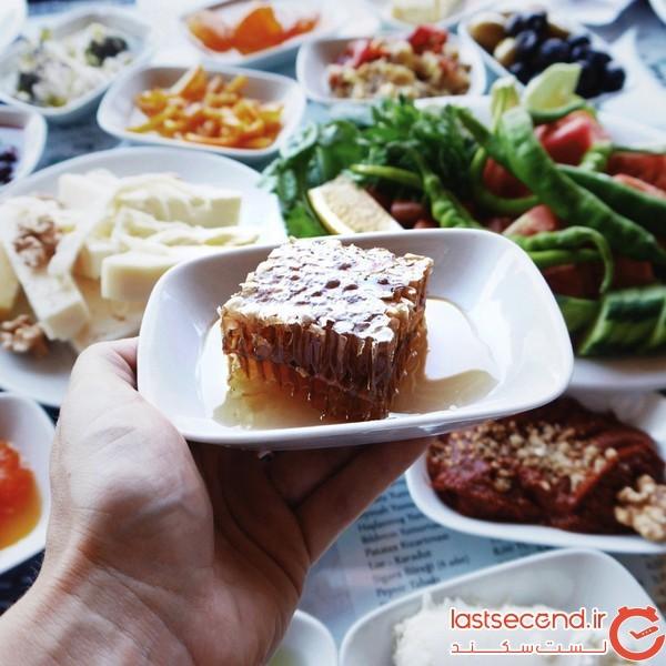 این 10 خوراکی را حتما در سفر به ترکیه امتحان کنید