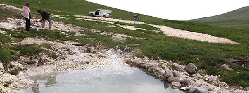 چشمه آب معدنی زمزمه (چشمه آب معدنی علی زاخونی)